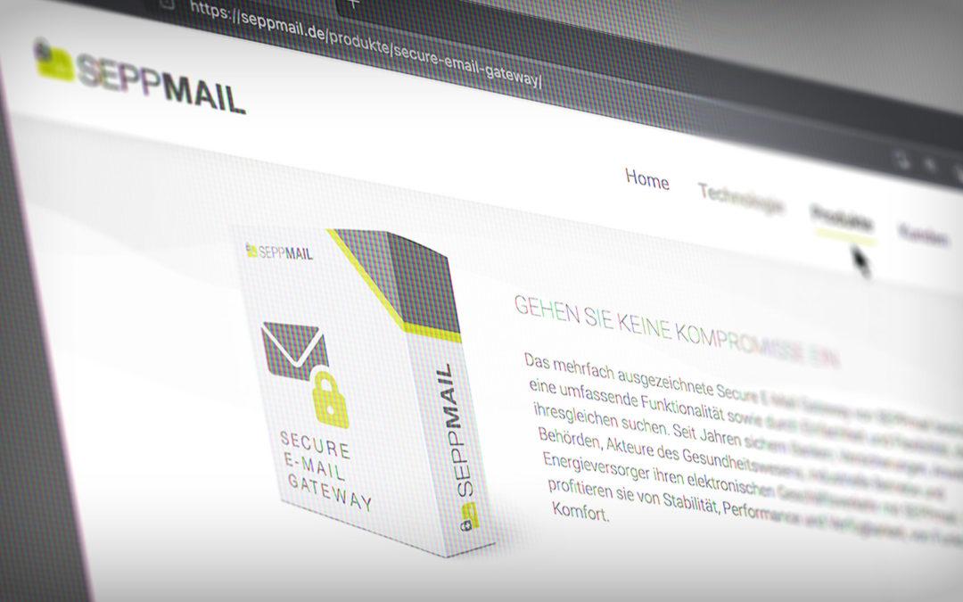 Ab sofort: Mit GLOBALTRUST vollautomatisches Verschlüsseln und Signieren auch im Secure E-Mail Gateway von SEPPmail