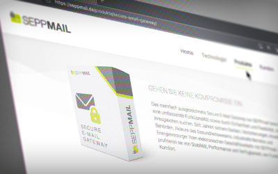 New: fully automatic encryption and signing with GLOBALTRUST in the Secure E-Mail Gateway of SEPPmail